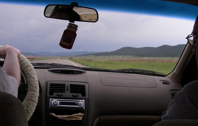 Driving in Maximus