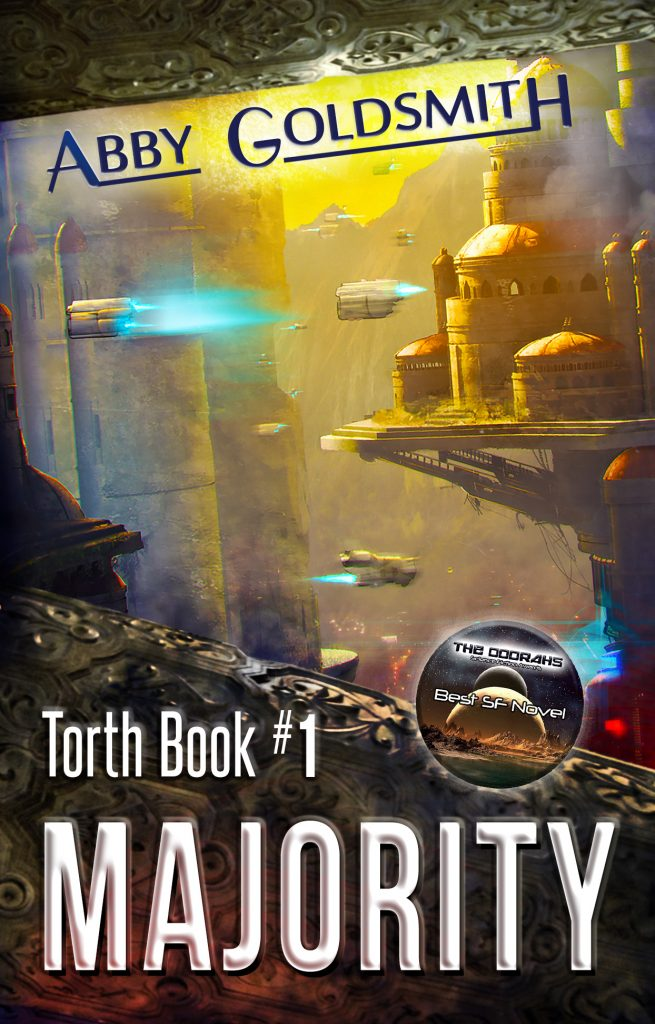 Majority, Torth Book 1, by Abby Goldsmith